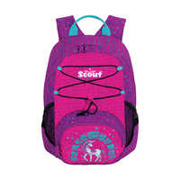 Scout Rucksack VI Lilac Unicorn Frontansicht