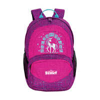 Scout Rucksack X Lilac Unicorn Frontansicht
