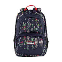 Scout Rucksack X Flower Horses Frontansicht